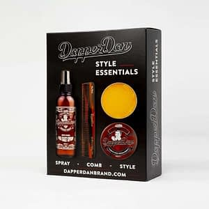 Giftset Dapper Dan Style Essentials - Deluxe Pomade