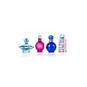Giftset Britney Spears Fragrance Collection Edp 4x10 ml