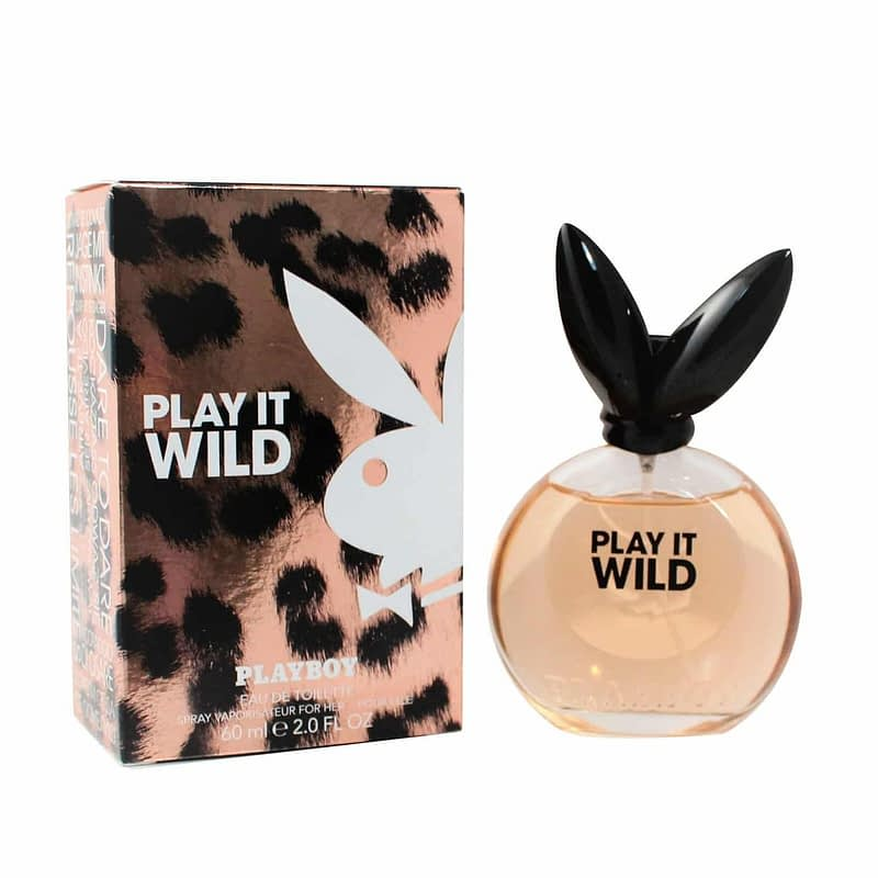 Playboy Play It Wild For Her Edt 60ml