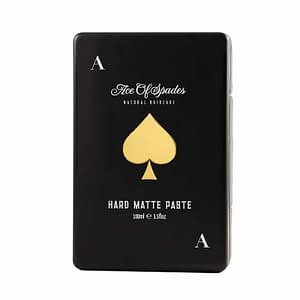 Ace of Spades Natural Haircare Hard Matte Paste 100ml