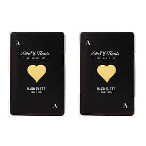 2-pack Ace of Hearts Hard Paste 100ml