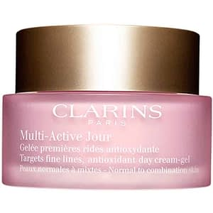 Clarins Multi -Active Jour Day Cream-Gel Normal to Comb Skin 50ml