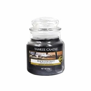 Yankee Candle Classic Small Jar Black Coconut 104g