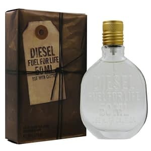 Diesel Fuel For Life For Him Edt 50ml