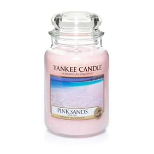 Yankee Candle Classic Large Jar Pink Sands Candle 623g