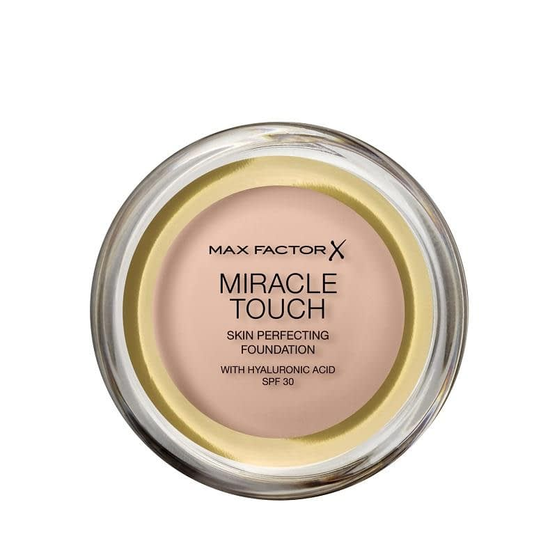 Max Factor Miracle Touch Foundation 038 Light Ivory