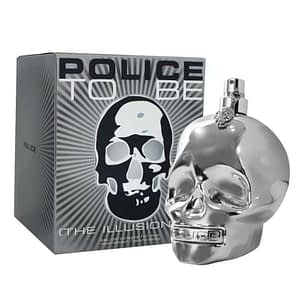 Police To Be Illusionist Edt 75ml