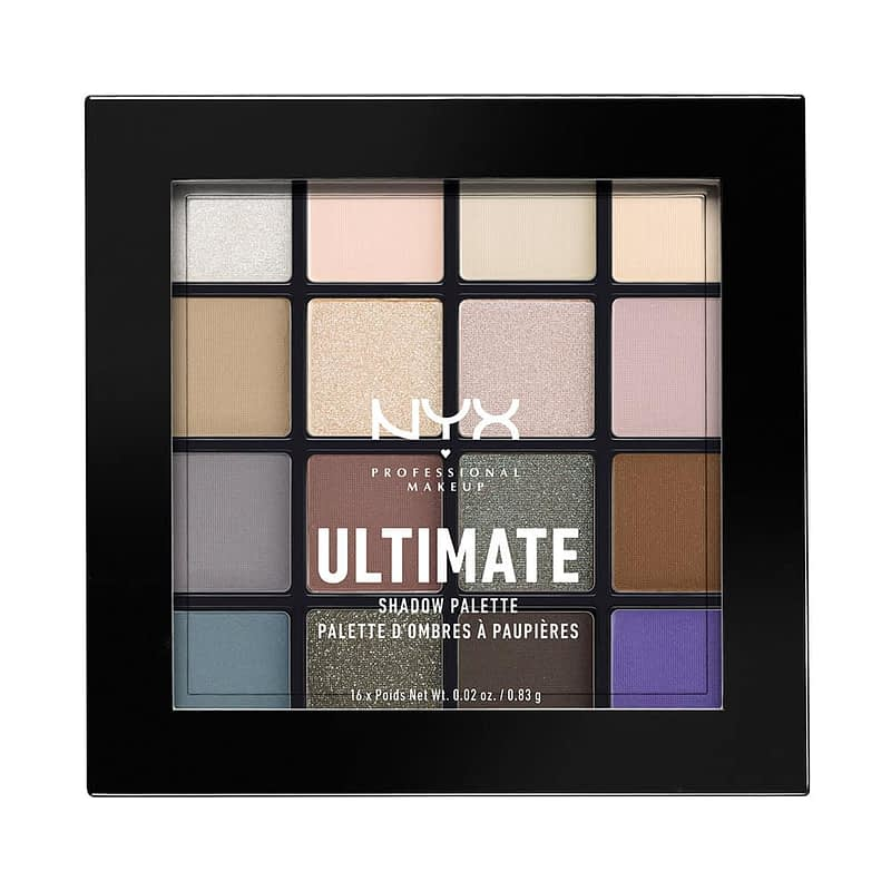 NYX PROF. MAKEUP Ultimate Shadow Palette - Cool Neutrals