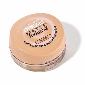 Maybelline Dream Matte Mousse Foundation 18ml 21 Nude