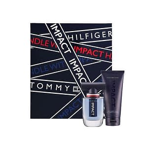 Giftset Tommy Hilfiger Impact Edt 50ml + Hair And Body Wash 100ml