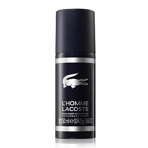 Lacoste L'homme Deo Spray 150 ml