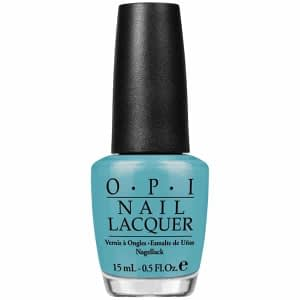 OPI Nail Lacquer - E75 Can't Find My Czechbook