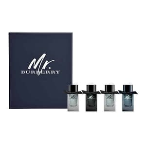 Giftset Burberry Mr Burberry Miniature Collection 4 x 5ml