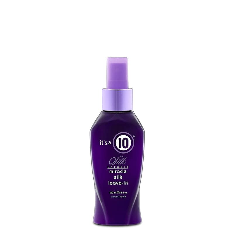 It's A 10 Silk Express Miracle Silk Leave-in 120ml
