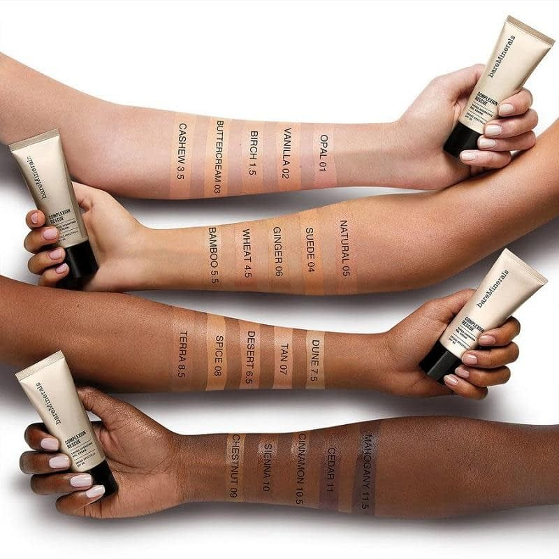 Bare Minerals Complexion Rescue Tinted Hydrating Gel Cream - Tan 07