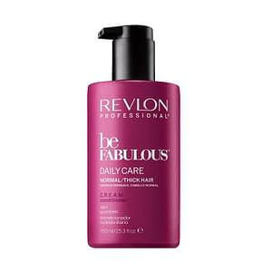 Revlon Be Fabulous - Conditioner for Normal/Thick Hair 750ml