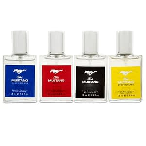 Giftset Ford Mustang 4x15ml
