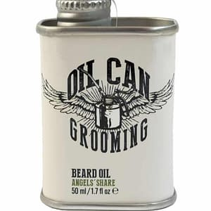 Oil Can Grooming Beard Oil Angels Share 50ml