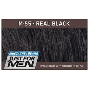 Just For Men Moustache & Beard - Real Black M55