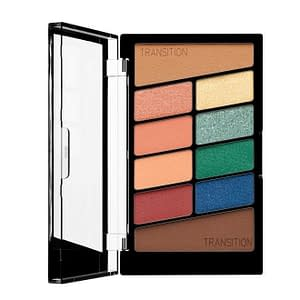 Wet n Wild Color Icon 10-Pan Eyeshadow Palette - Stop Playing safe
