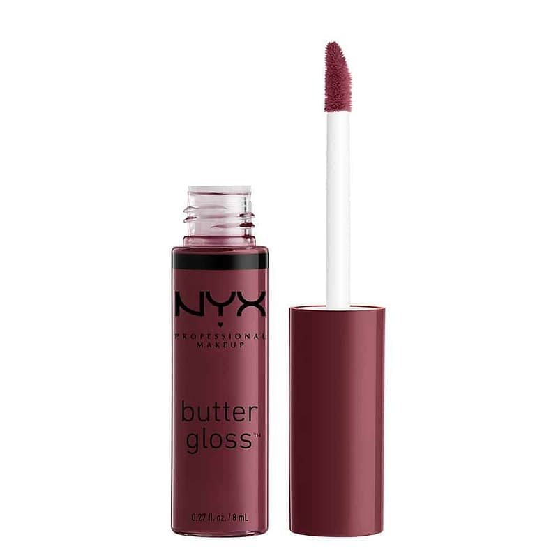 NYX PROF. MAKEUP Butter Gloss - 22 Devils Food Cake
