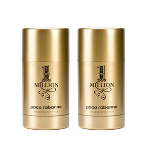 2-pack Paco Rabanne 1 Million Deostick 75ml
