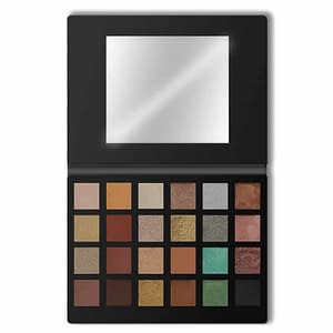 Kokie Pro Collection Eyeshadow Palette Black