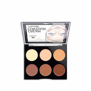 Kokie Cream Contour Palette - Light/Medium