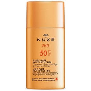 Nuxe Sun Light Fluid High Protection SPF50 50ml