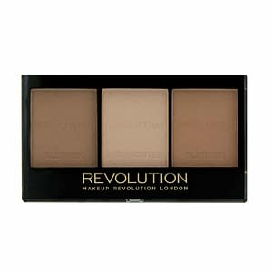 Makeup Revolution Ultra Sculpt & Contour Palette Light Medium C04