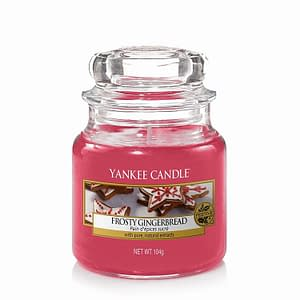 Yankee Candle Classic Small Jar Frosty Gingerbread 104g
