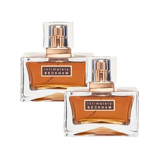 2-pack David Beckham Intimately For Him Edt 75ml