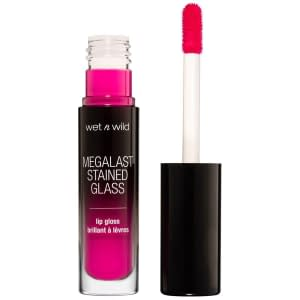 Wet n Wild Megalast Stained Glass Lip Gloss - Kiss My Glass