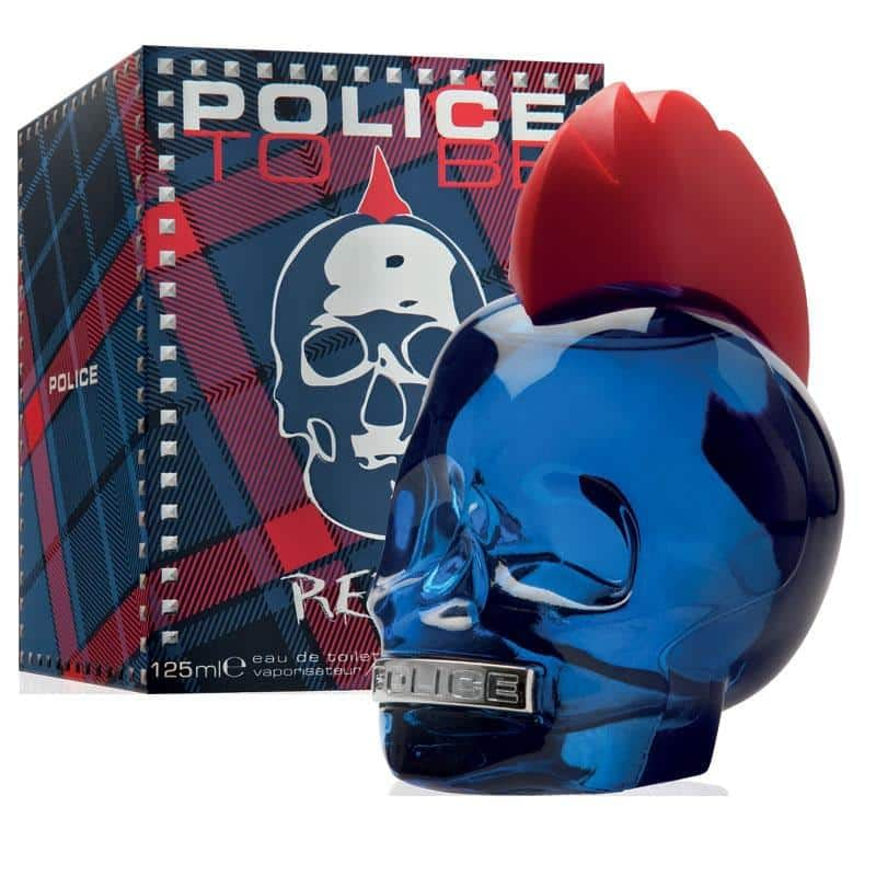 Police To Be Rebel Edt 125ml