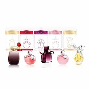 Giftset Nina Ricci Mini Set 5 x 4ml