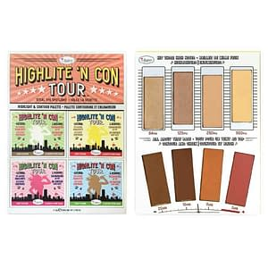 theBalm Highlite N Con Tour