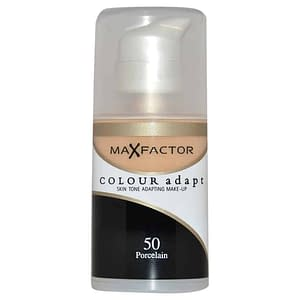Max Factor Colour Adapt Foundation 50 Porcelain