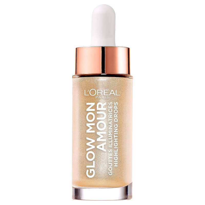 Loreal Glow Mon Amour Highlighting Drops - 01 Sparkling Love