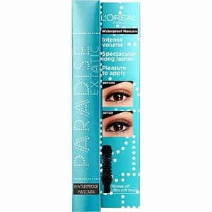 LOreal Paris Paradise Extatic Black Mascara Waterproof
