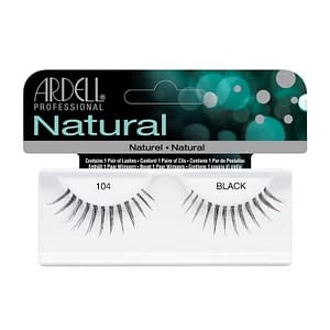 Ardell Natural Lashes 104 Black
