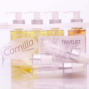 Camilla of Sweden Travelkit