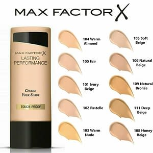 Max Factor Lasting Performance 100 Fair
