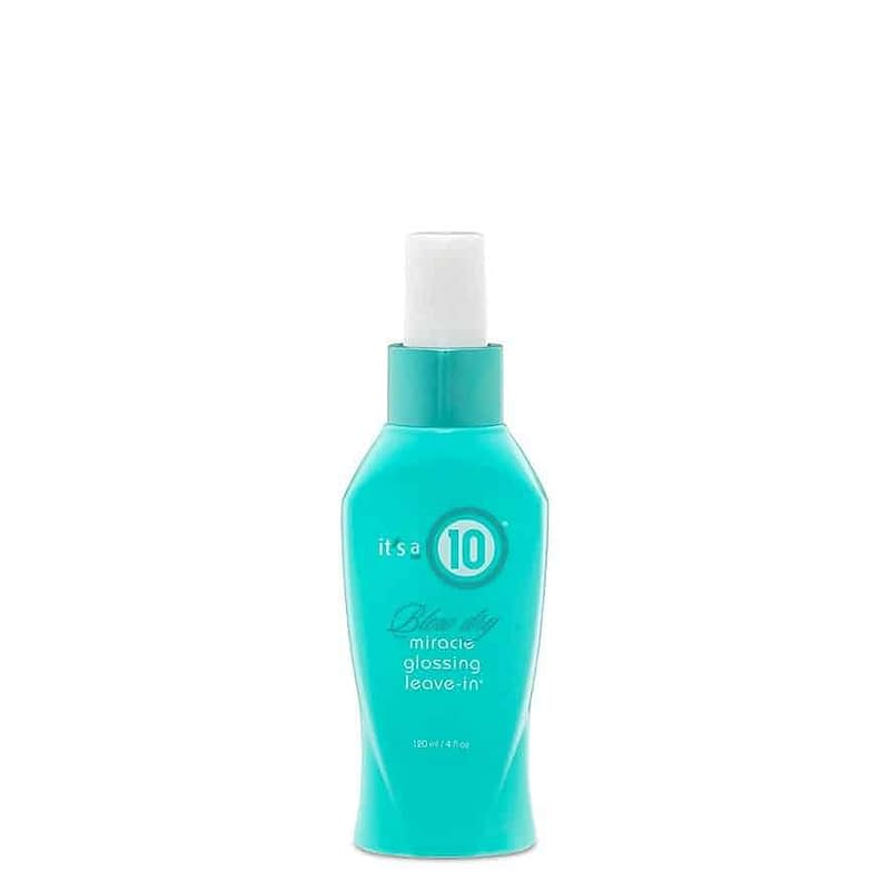 It's A 10 Blow Dry Miracle Glossing Leave-in 120ml