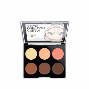 Kokie Cream Contour Palette - Deep/Dark
