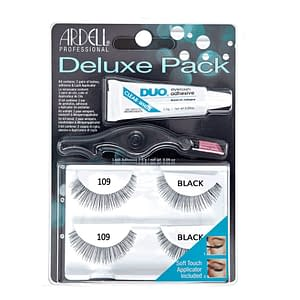 Ardell Eyelash Deluxe Pack 109 Black