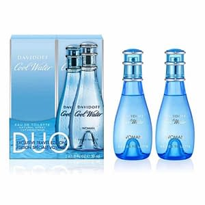 Giftset Davidoff Cool Water for Her Edt 30mlx2