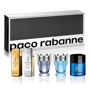 Giftset Paco Rabanne Special Travel Edition 5 x Edt