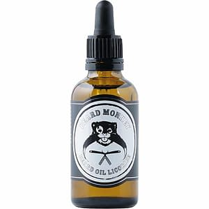 Beard Monkey Beard Oil Licorice 50ml