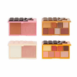 Giftset Makeup Revolution Mini Chocolate Vault