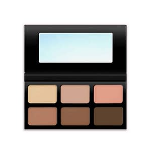 Kokie Powder Contour Palette Dark/Deep